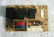 Ge Electric Range Oven Relay Board Tested Pn Wb27x609 D11797