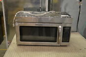 Kitchenaid Khms2040bs 30 Stainless Over The Range Microwave Oven Nob 8279