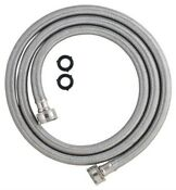 Ldr 504 1225 Washing Machine High Pressure Stainless Steel Reinforced Inlet Hose