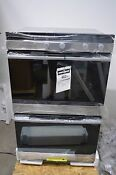 Fisher Paykel Ob30ddepx2 30 Stainless Electric Convection Double Oven T 2 2621