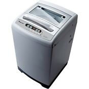 Magic Chef 2 1 Cu Ft Topload Compact Washer White