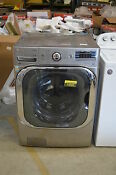 Lg Wm8000hva 29 Graphite Steel Front Load Washer Nob Clw T 2 14309