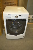 Maytag Mhw3505fw 27 White He Front Load Washer Nob T2 15595
