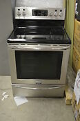 Frigidaire Fgif3061nf 30 Stainless Freestanding Induction Electric Range 9009