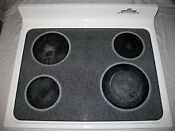 Ge Kenmore Stove Glass Cooktop Surface Wb62x10011 Range Oven Main Top Assembly