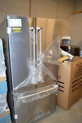 Kitchenaid Krff302ess 33 Stainless French Door Refrigerator Nob 16890