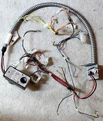 Wire Harness Part W10253716 Mec7430wb00 Maytag Electric Stove Top