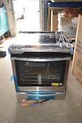 Whirlpool Wee745h0fs 30 Stainless Slide In Electric Range 17700 T2