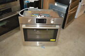 Bosch Hbl5351uc 30 Stainless Single Electric Wall Oven Nob 18115