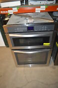 Whirlpool Woc95ec0as 30 Stainless Combination Wall Oven Nob 19565 T2