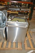 Thermador Dwhd640jfp 24 Stainless Fully Integrated Dishwasher Nob 19594