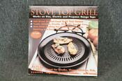 Xylan Stove Top Grill Works On Gas Electric Propane Range Tops