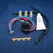 Kenmore 819160 Freezer Compressor Overload And Ptc Start Relay Kit For Kenmore