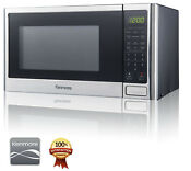 Kenmore 73773 0 9 Cu Ft Microwave Oven Countertop Stainless Steel