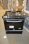 Frigidaire Fggs3065pb 30 Black Slide In Gas Range Nob 21571 Clw