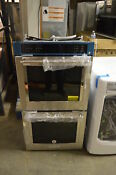 Kitchenaid Kode507ess 27 Stainless Double Convection Wall Oven Nob T2 21838