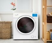 Compact Portable Ventless Electric Dryer For Apartments Condos Townhomes