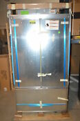 Kitchenaid Kbfn402epa 42 Custom Panel French Door Refrigerator Nob T2 22774