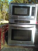 Electrical Kenmore Microwave Oven Combo Model 790 48843900
