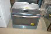 Ge Pt7050sfss 30 Stainless Single Electric Wall Oven Nob 23102