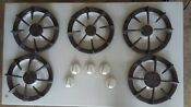 Gas Cooktop Built In Ge Profile 36 5 Burner