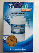 Ice Pure Replacement Water Filter For Ge Kenmore Hotpoint 468881 Mwf Rwf0600a