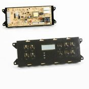 Frigidaire 316557115 Range Oven Control Board And Clock For