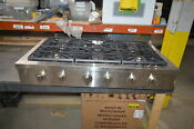 Dacor Dyrtp486sng 48 Stainless Natural Gas Rangetop Nob 23629