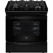 Kenmore 32639 Black Slide In Gas Range New In Box