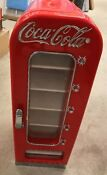 Coca Cola Fridge Retro Vending 10 Can Machine Mini Soda Refrigerator Coke Cooler