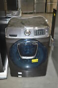 Samsung Wf45k6500av 27 Black Stainless Front Load Washer Nob 24521 Hl