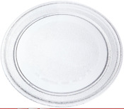 Universal Microwave Turntable Glass Plate With Flat Profile 272 Mm