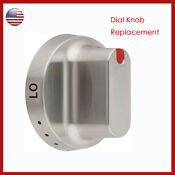 Gas Range Knob For Samsung Dial Oven Stove Knobs Cooktop Burner Replacement New