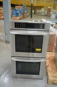 Lg Lwd3063st 30 Stainless Double Electric Wall Oven Nob 25763 Hl