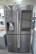 Samsung Rf22m9581sg 36 Black Stainless French 4 Door Refrigerator Cd 26317 Hl