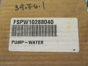 Whirlpool Genuine W10288040 Washer Water Drain Pump