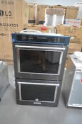 Kitchenaid Kode500ebs 30 Black Stainless Double Wall Oven 26708 Hl