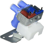 Refrigerator Inlet Water Valve Replacement Dual Solenoid Ge Kenmore Hotpoint New