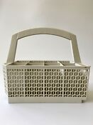 Genuine Miele Dishwasher Cutlery Basket 6024710 Lightly Used Hard To Find In Us
