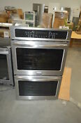 Frigidaire Fget3065pff 30 Stainless Double Electric Wall Oven Nob 28260 Hl