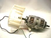 Fisher Paykel Electric Dryer Degx2 Dryer Motor With Fan Tested Working