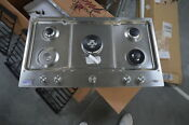 Kitchenaid Kcgs956ess 36 Stainless 5 Burner Gas Cooktop Nob 28917 Hl