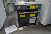 Bosch Hbe5451uc 24 Stainless Single Electric Wall Oven Nob 28920 Hl