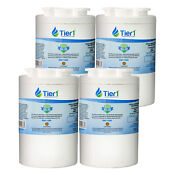 12527304 Wf401 Amana Replacement Refrigerator Water Filter 4 Pack By Tier1
