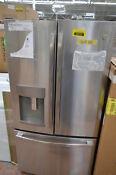 Ge Gfe28hskss 36 Stainless 27 8 Cu Ft French Door Refrigerator Nob 29146