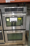 Jenn Air Jjw2730ws 30 Stainless Double Electric Wall Oven Nob 11733 Mad