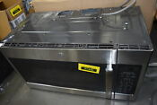 Ge Jnm7196skss 30 Stainless Over The Range Microwave Oven Hood 30063 Mad