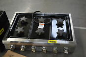 Thermador Pro Style Pcg366g 36 Gas Rangetop Stainless 6 Burner 30113 Hrt