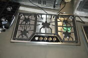 Thermador Sgsx365fs 36 Stainless 5 Burner Gas Cooktop Nob 32686 Hrt