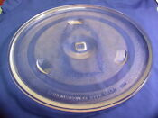 Round Glass Microwave Plate Tray Turntable 12 9 16 21 Replacement Part Aje